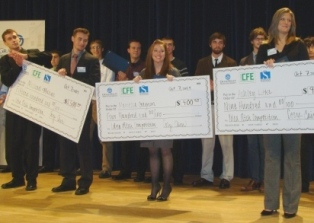2009 GVSU Idea Pitch Competition Winners